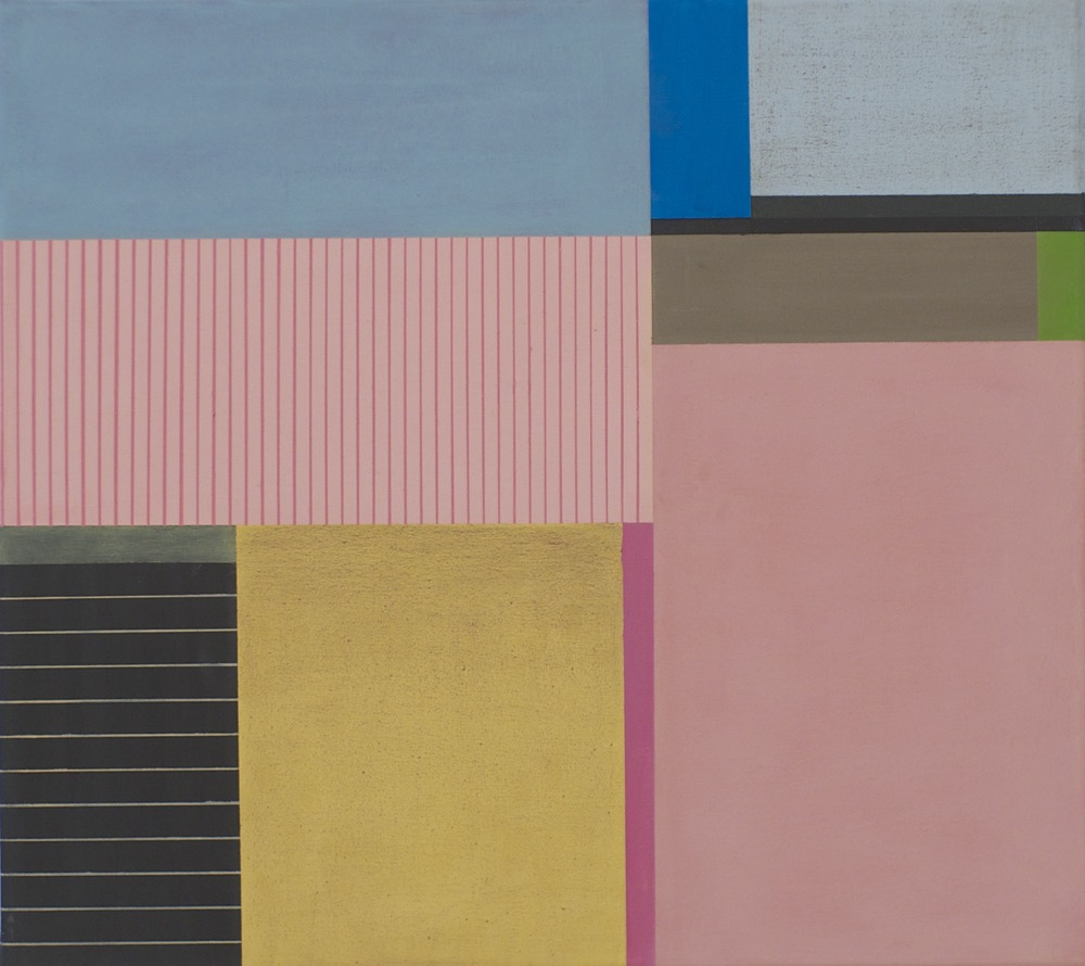 Sorong I, 2014, 45 x 50 cm, Oil on canvas