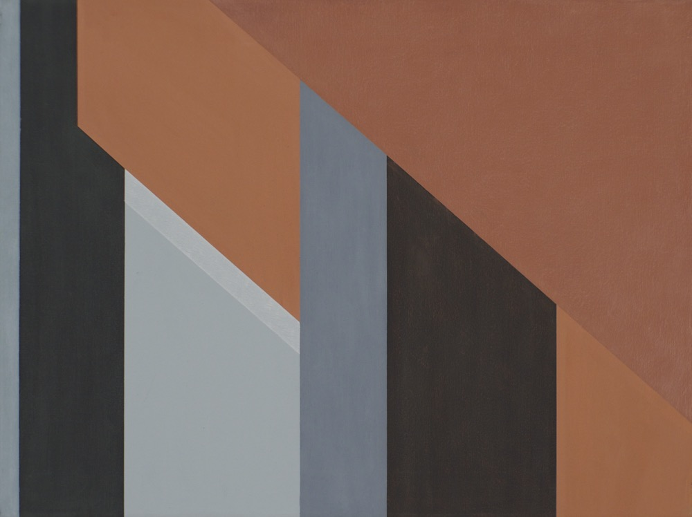 Guangzhou Gafa II, 2014, 80 x 100 cm, Oil on canvas