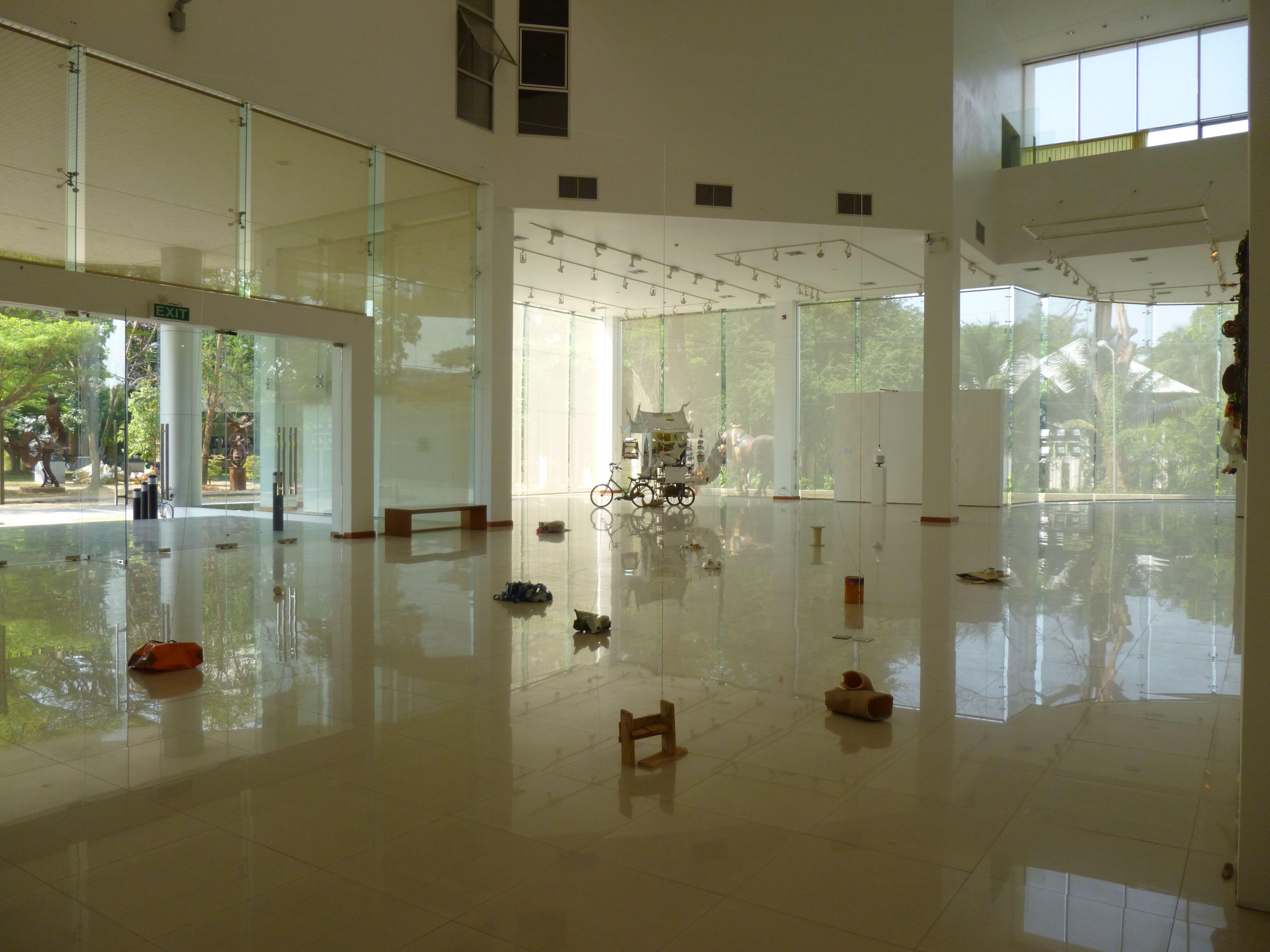 Exotika 2013- Silapakorn Art Lab Bangkok, Thailand