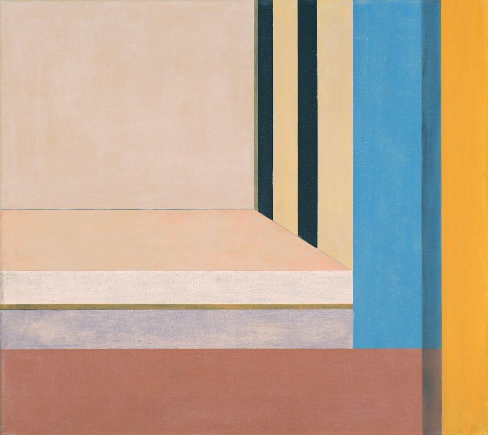 Ko Lipe, 2013, 45 x 50 cm, Öl/Lw,  Oil on canvas
