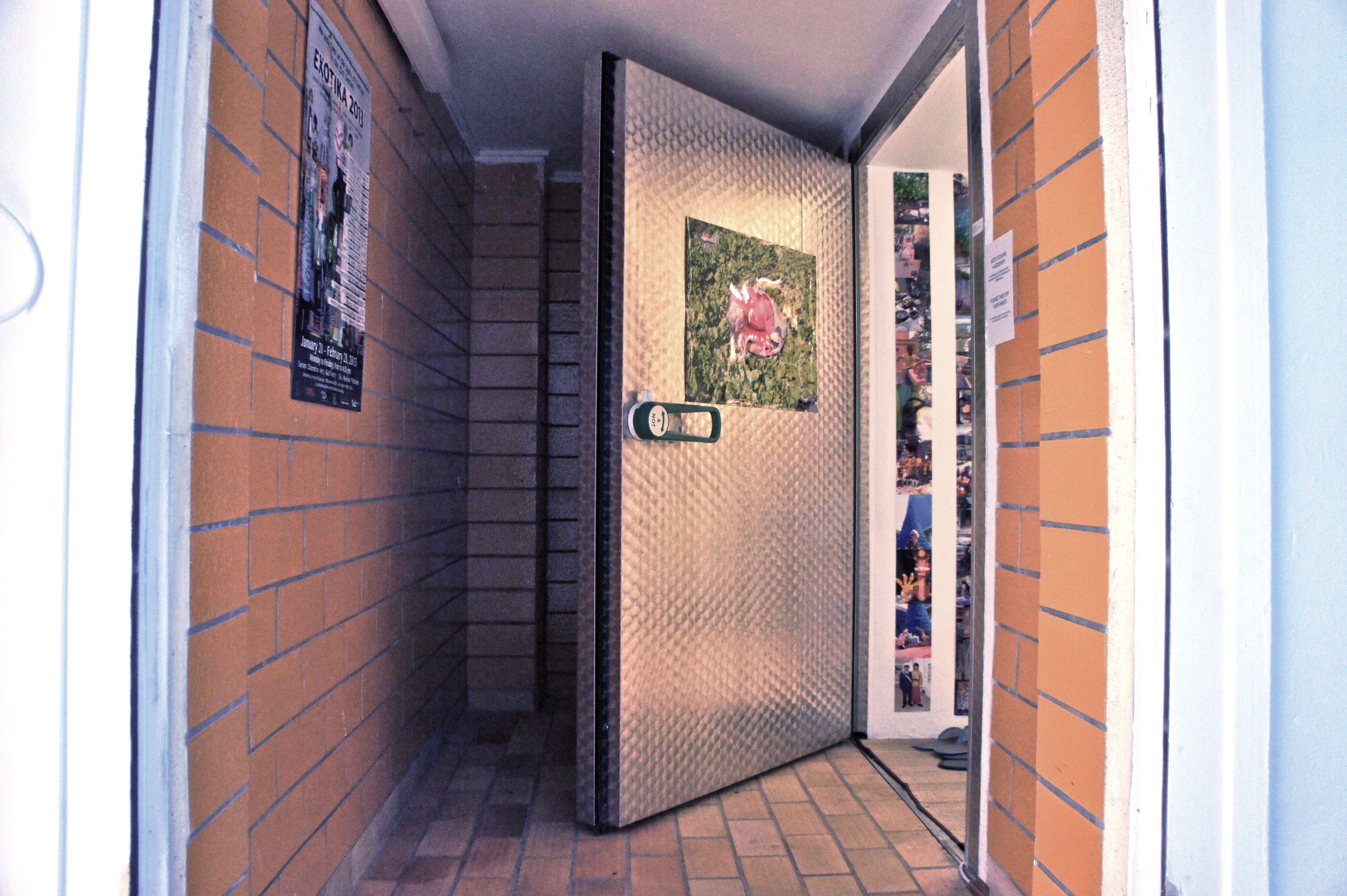 "Exotika 2013- ""Wunderkammer"" Installation, Galerie M, Berlin"