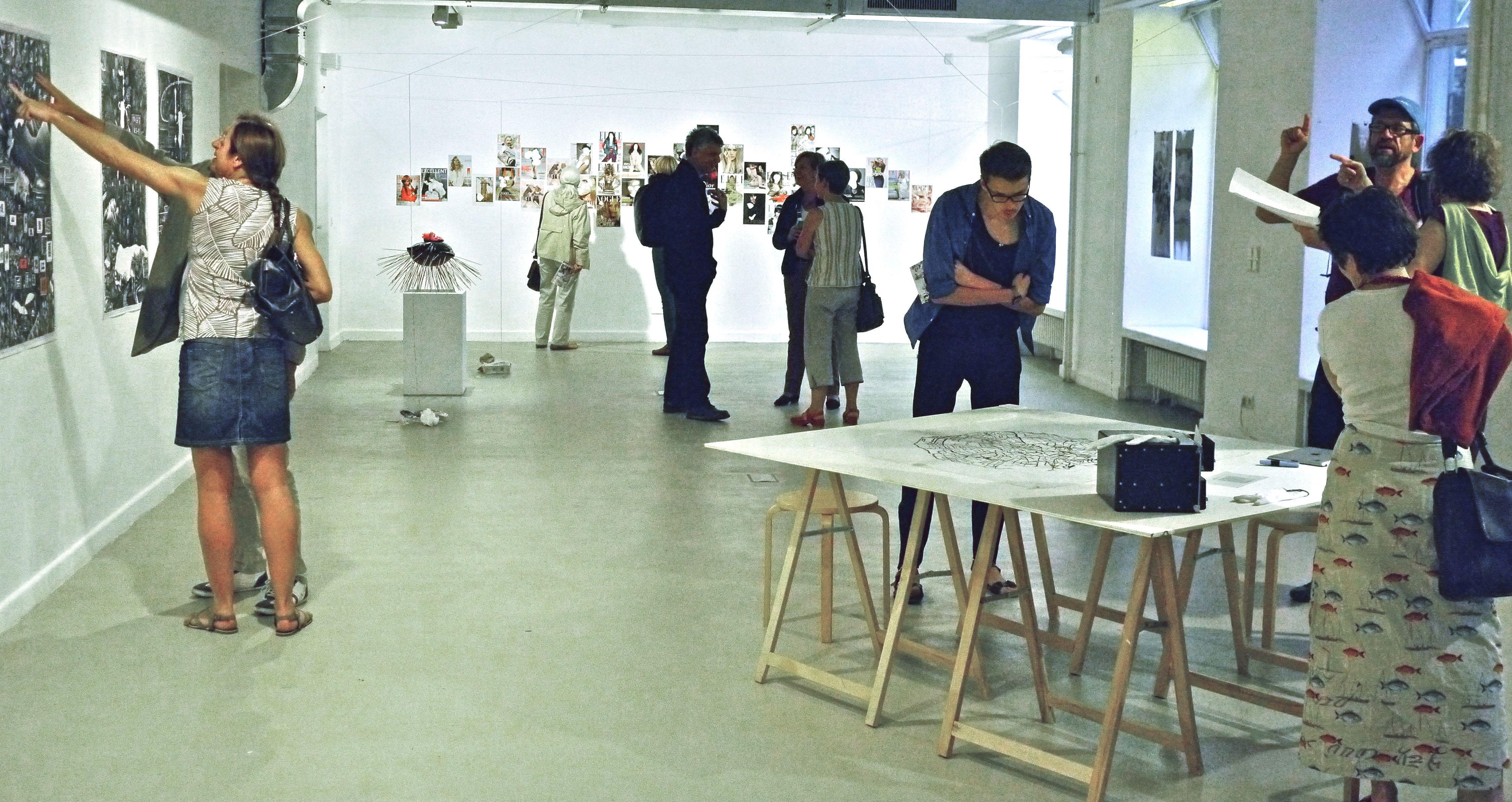 Exotika 2013- Kunstverein Tiergarten/Galerie Nord Berlin