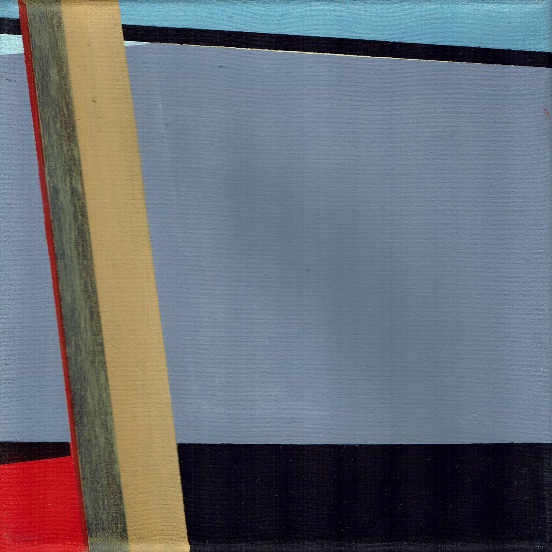 China 24, 2017, 20 x 20 cm, Öl:Lw