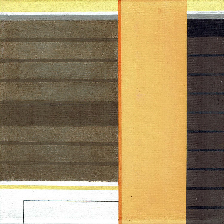 Südsee 4, 2017, 20 x 20 cm, Öl:Lw
